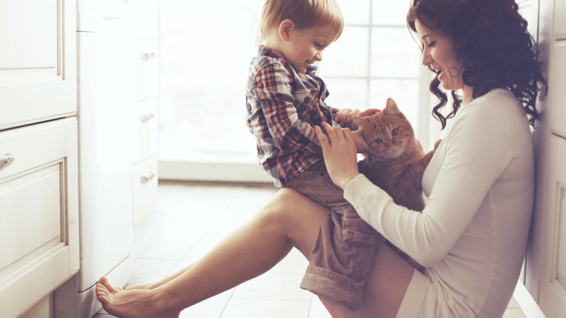 Para disfrutar de la maternidad es necesario priorizar
