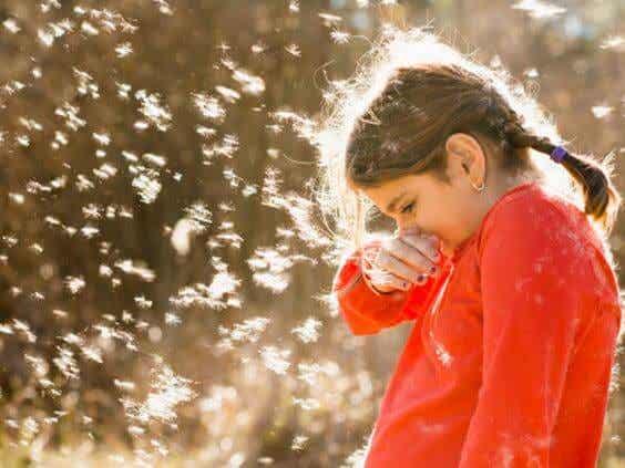 Las pruebas de alergias en los niños