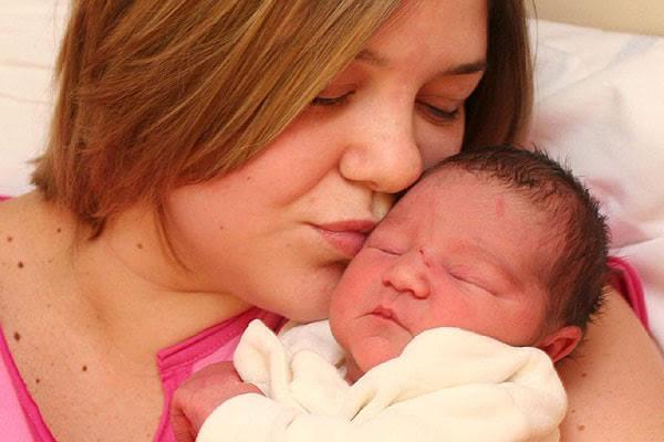 Cómo controlar los nervios en el parto