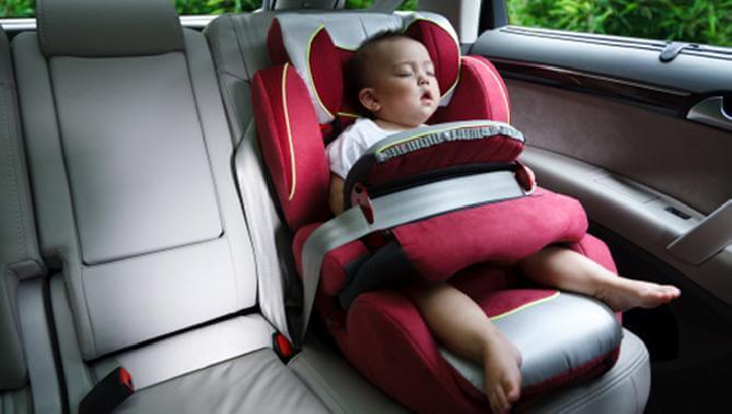 Consejos Para Viajar Con Un Recien Nacido En El Coche Eres Mama