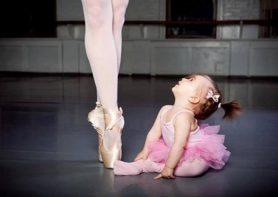 Los beneficios de la danza en los niños