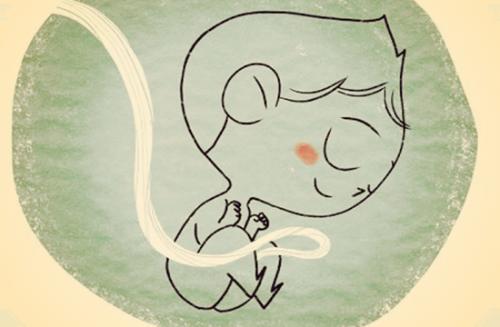 """""""Ya estoy aquí"""": la esperanza que nos traen los bebé arcoíris"""
