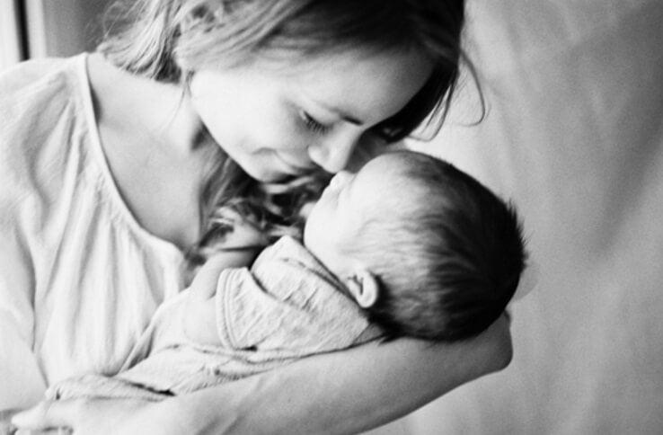 La maternidad te hace más fuerte