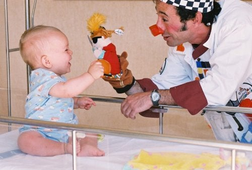 Cómo afrontar la hospitalización de tu hijo