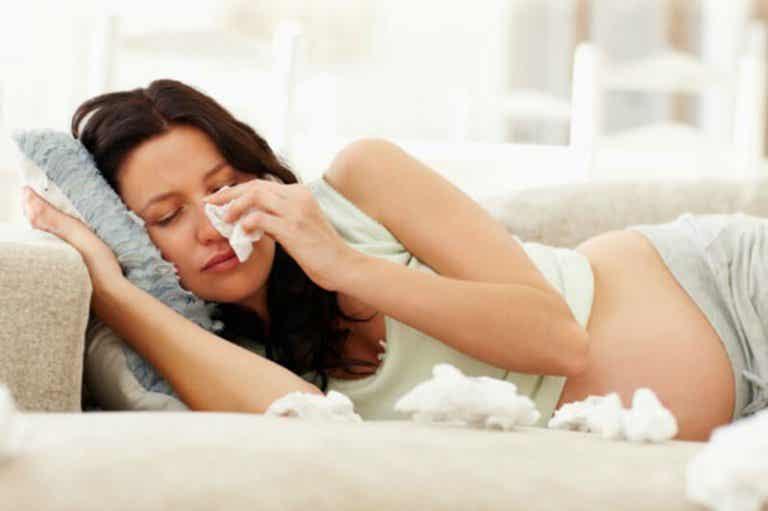 ¿Se pueden tomar antihistamínicos en el embarazo?