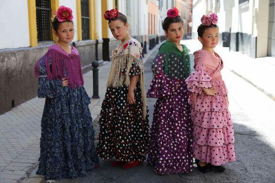 10 beneficios del baile flamenco en las niñas