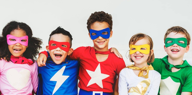 Por qué los superhéroes son importantes para los niños? - Eres Mamá