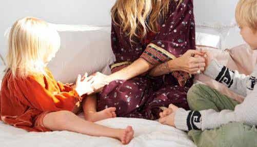 El secreto de la crianza hygge