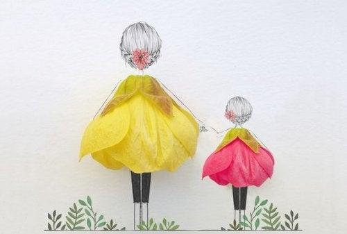 Lo que debes enseñar sin falta a tus hijas