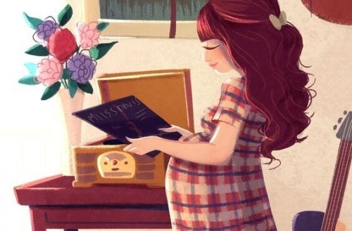 Criar a un hijo sola: una experiencia dura pero maravillosa