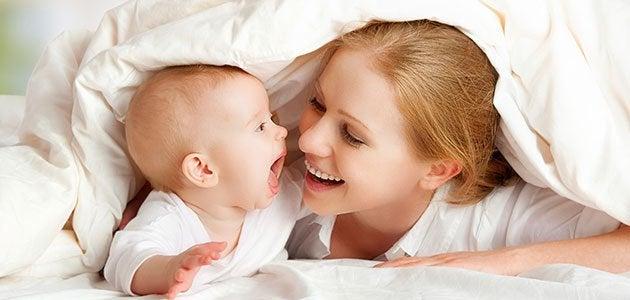 9 Juegos para estimular los sentidos del bebé