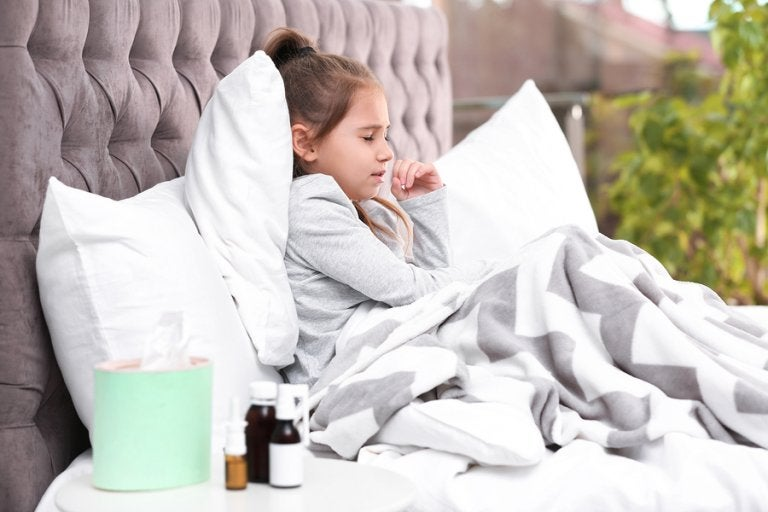 7 consejos para tratar la tos nocturna en los niños