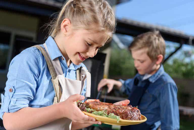 El peligro del exceso de proteínas en los niños