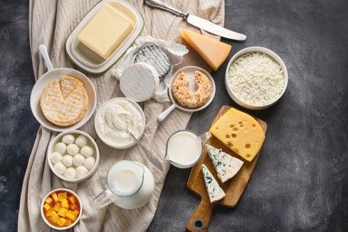 ¿Leche, queso, yogur? Elige el mejor lácteo para tu niño