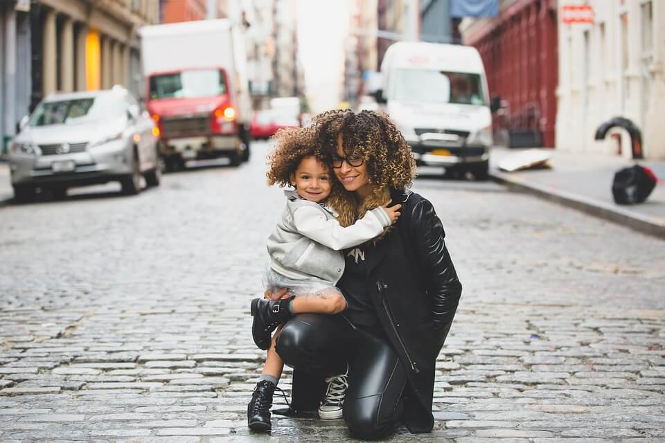 ¿Qué es una madre trendy?