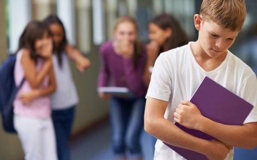 Efectos del bullying en el cerebro del adolescente