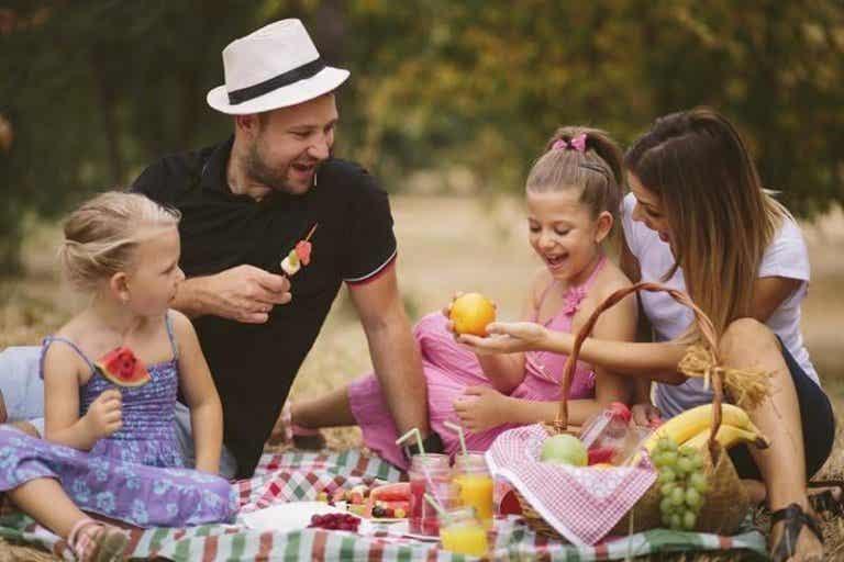Picnic familiar: Una buena opción para el fin de semana
