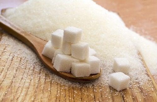 El azúcar es una sustancia adictiva.