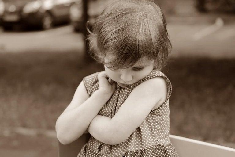 ¿Mi hijo es tímido?