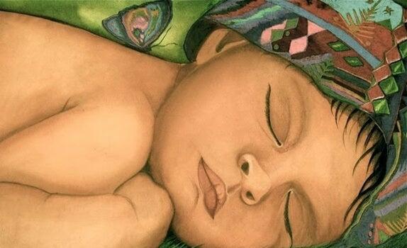 No hay mayor enamoramiento que ver la cara de tu bebé al nacer