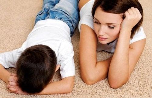 Cómo desmontar el berrinche de tu hijo con una pregunta