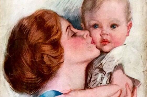 le-baiser-de-maman