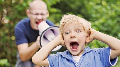 Cuando los padres no dan el ejemplo