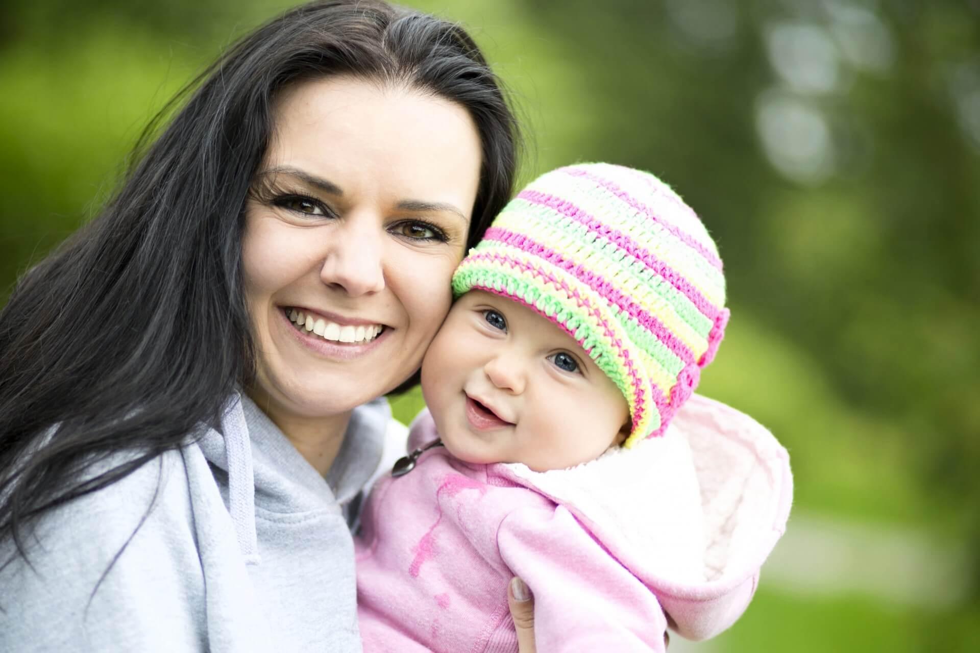 Las madres necesitan cuidarse a sí mismas