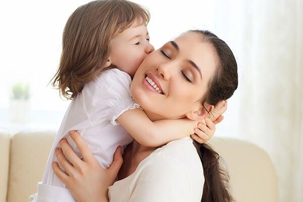 belleza de la madre a hija