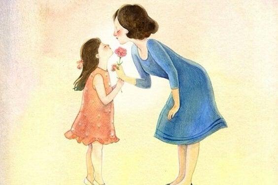 No importa si vas despacito, mamá siempre irá a tu ritmo