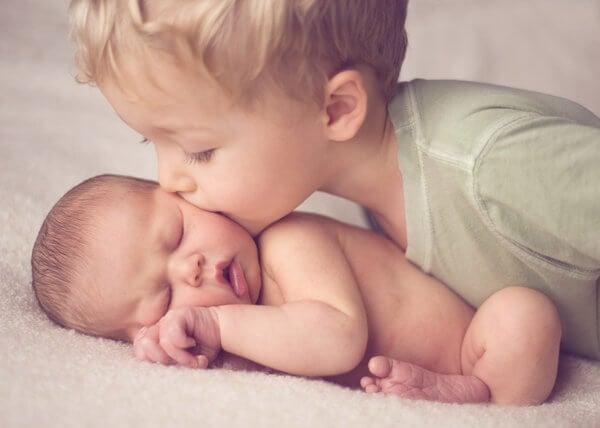 ¿A qué edad se empiezan a formar los recuerdos de un niño?