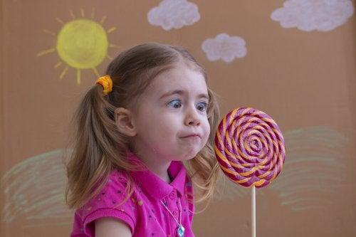 ¿Por qué es tan adictivo el azúcar para los niños?