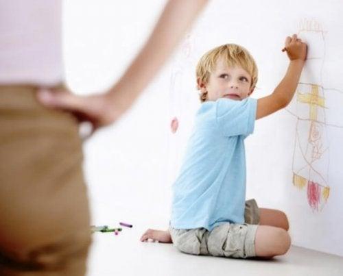Los niños desobedientes pueden estar expresando rechazo a una situación determinada.