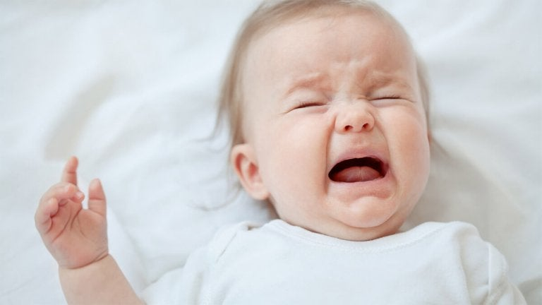 No desatiendas a un bebé cuando llora, conoce lo que le pasa