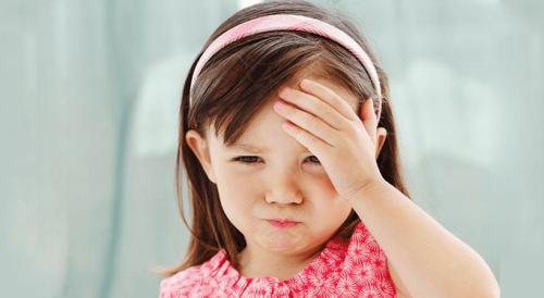 Cómo actuar ante los dolores de cabeza del niño
