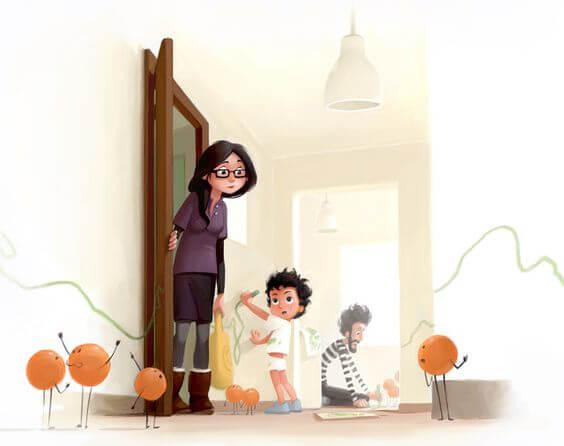 Apprendre doucement permettra aux enfants d'avoir un bon souvenir de leur enfance.