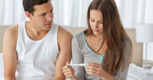 La ansiedad, un obstáculo más para el embarazo