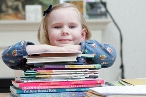 La capacité de résoudre les problèmes mathématiques est un signe d'intelligence des enfants.