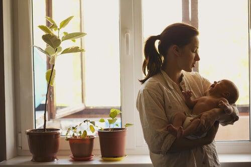 La importancia del bebé cuando llora