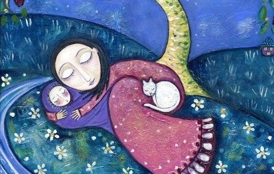 El vínculo con mi hijo no nace por tener una misma sangre: surge del alma