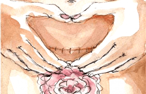 """Nacer por cesárea también es una forma """"sagrada"""" de llegar al mundo"""