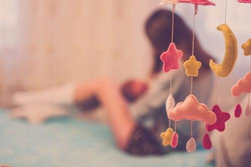 9 cosas que la madre de un recién nacido debe hacer