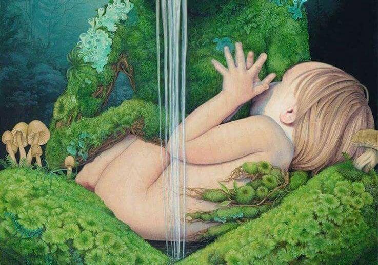 Un bebé es como el inicio de todas las cosas: admiración, esperanza, ilusión