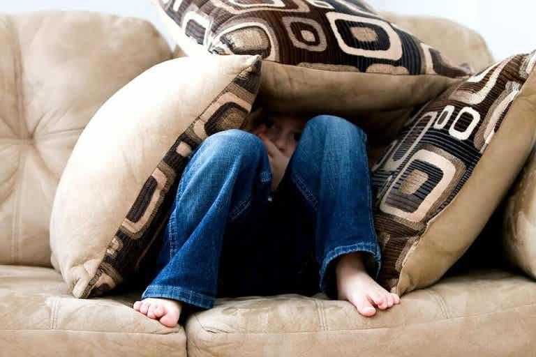 5 formas efectivas de combatir los miedos infantiles