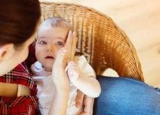 bebé al suelo