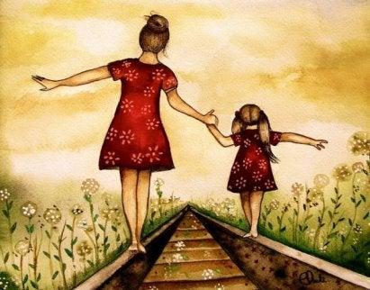 relación madre e hija 2
