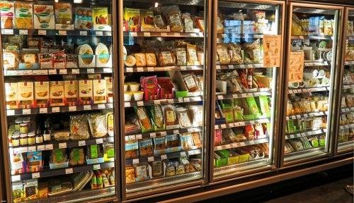 ¿Deben tomar los niños alimentos congelados?