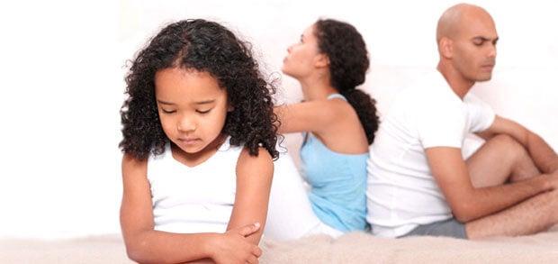 ayudar al niño durante el divorcio 1