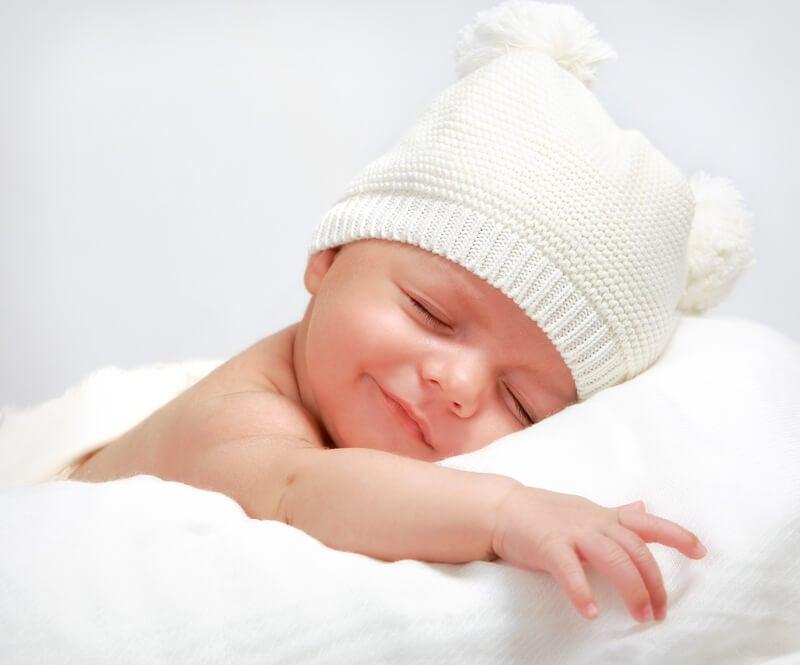 7 tips para hacer fotos artísticas en casa a tu bebé