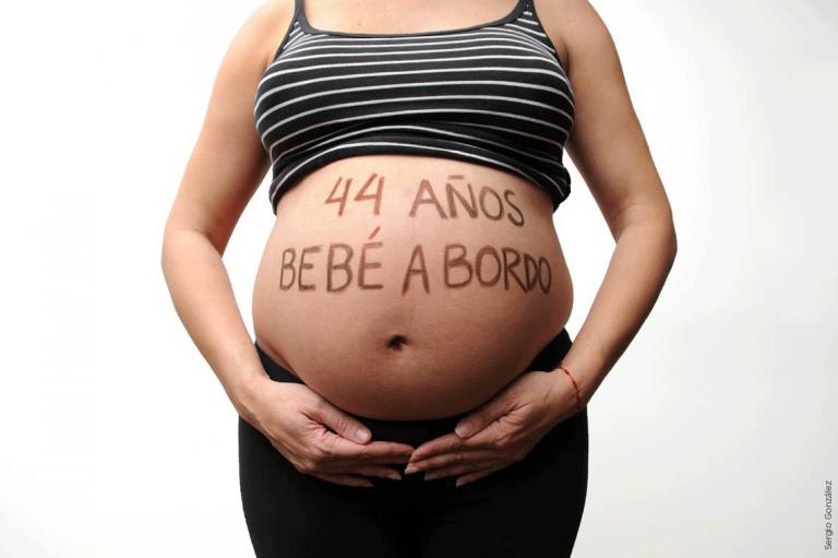 Ventajas de ser madre a partir de los 40